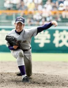 ホークスのニュー・フェイス大紹介〓〜2009年ドラフト会議〓菊地は6球団競合の結果ライオンズ、長野は約束どおり巨人へ〜